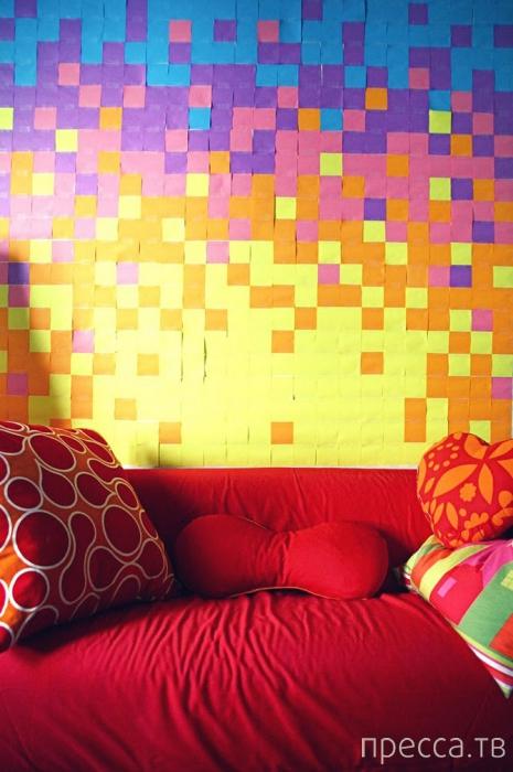 Дешево и сердито: как украсить дом, не имея денег (28 фото)
