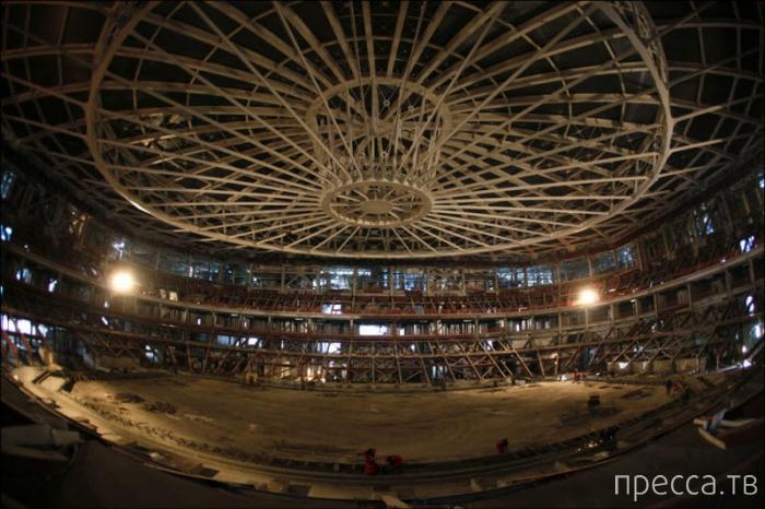 Олимпиада в Сочи - 7 лет подготовки (28 фото)