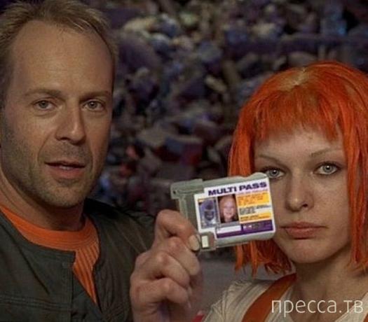 """Актеры из фильма """"Пятый элемент"""" тогда и сейчас (13 фото)"""