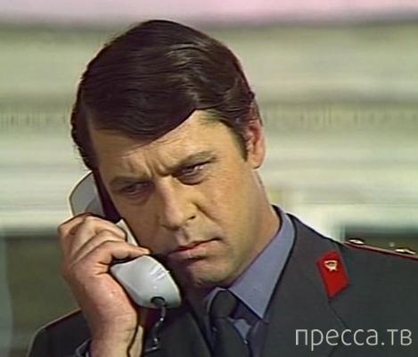 Ушел из жизни народный артист России Георгий МАРТЫНЮК
