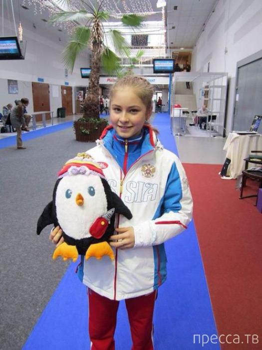 Частные фотографии Юлии Липницкой (20 фото)