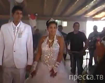 Плохо продуманная цыганская свадьба