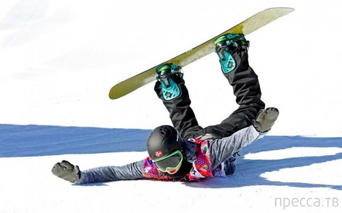 Топ 8: Самые опасные зимние виды спорта (8 фото)