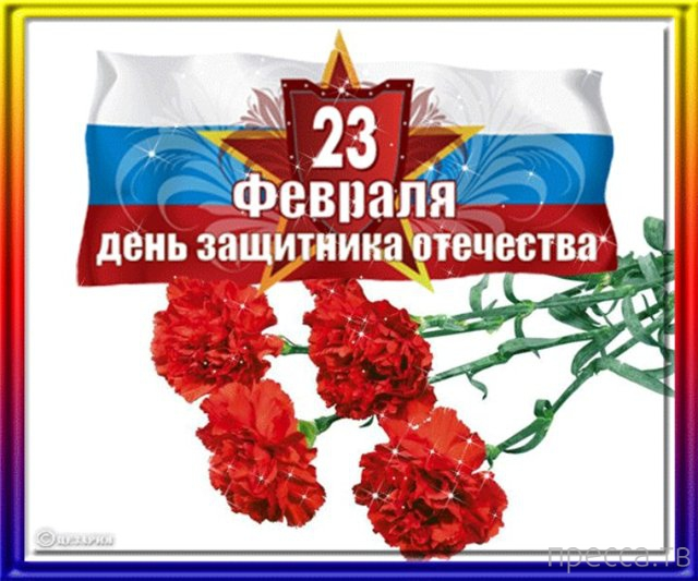 23 февраля - День Защитника Отечества (3 фото + 4 видео)