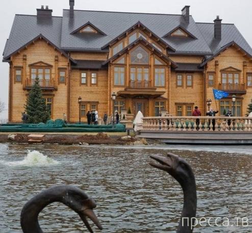 Резиденция Януковича в Межигорье (50 фото)