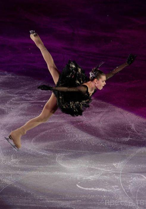 Аделина Сотникова - самые интересные факты о юной спортсменке (10 фото)