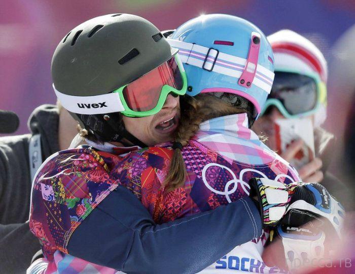 История любви олимпийских призеров Виктора Уайлда и Алены Завразиной (19 фото)