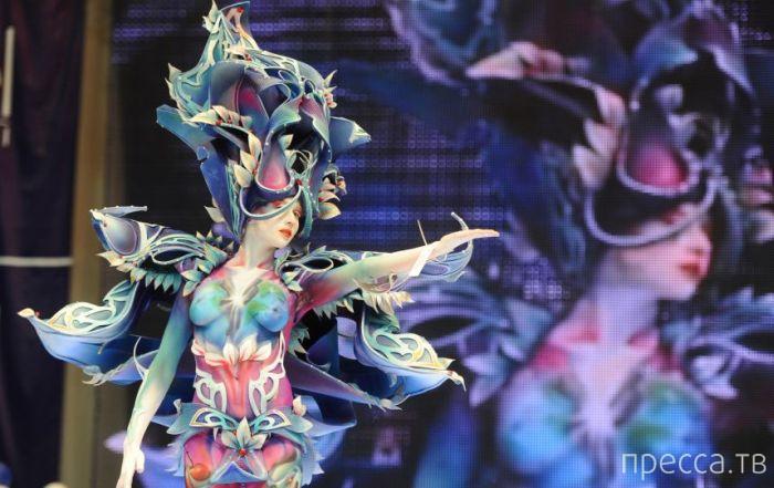 """Фестиваль красоты """"Невские берега"""" в Санкт-Петербурге (18 фото)"""