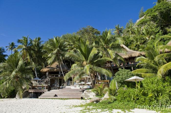 North Island - Шикарный частный остров на Сейшелах (23 фото)