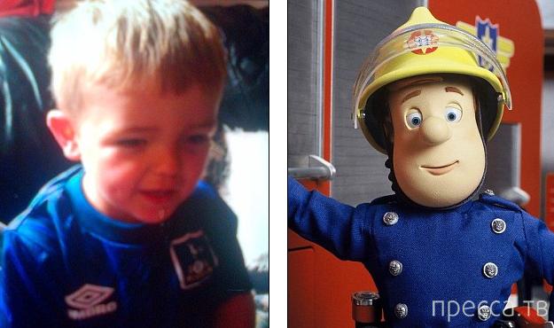 30 полицейских и вертолет полдня искали мальчика, уснувшего в шкафу (5 фото)