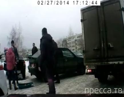 Безголовая мамаша... г. Набережные Челны, Татарстан