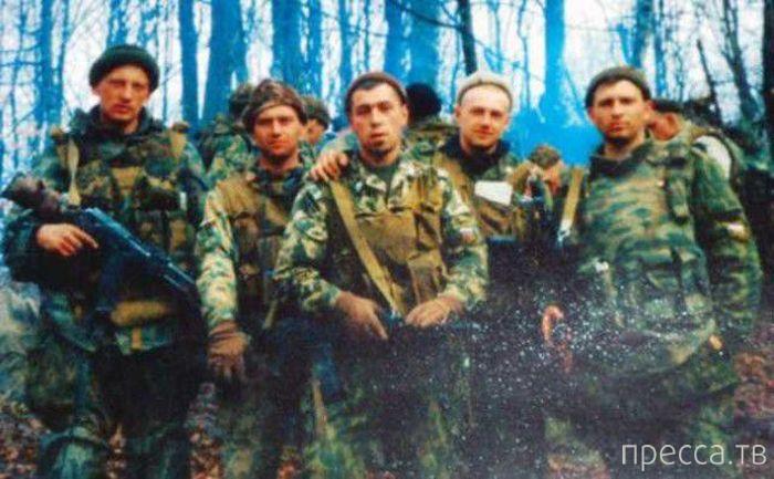 Подвиг 6-ой роты во время второй Чеченской войны (4 фото)