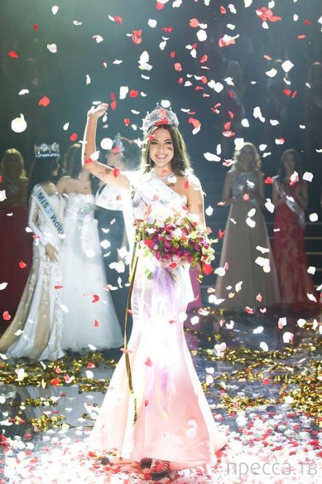 Юлия Алипова - Мисс Россия-2014 (8 фото)