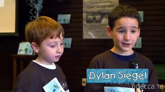 7-летний мальчик собрал более 600 000 долларов, чтобы вылечить друга (3 фото)