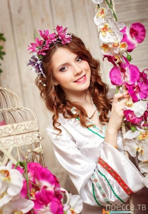 """Участницы конкурса """"Краса России - 2014"""" (14 фото)"""