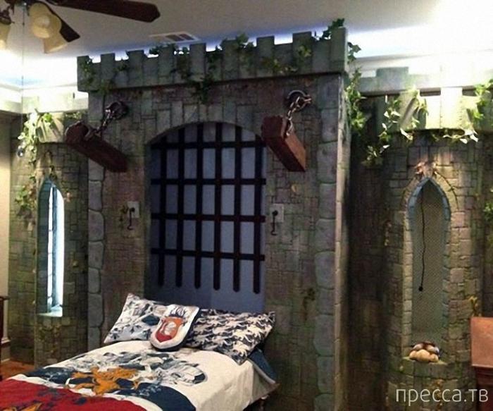 Самые удивительные кровати (14 фото)