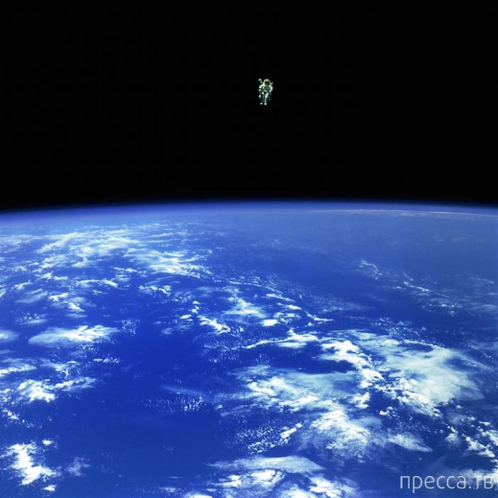 """Гравитация"" - подборка фотографий космоса от Агенство NASA (9 фото)"