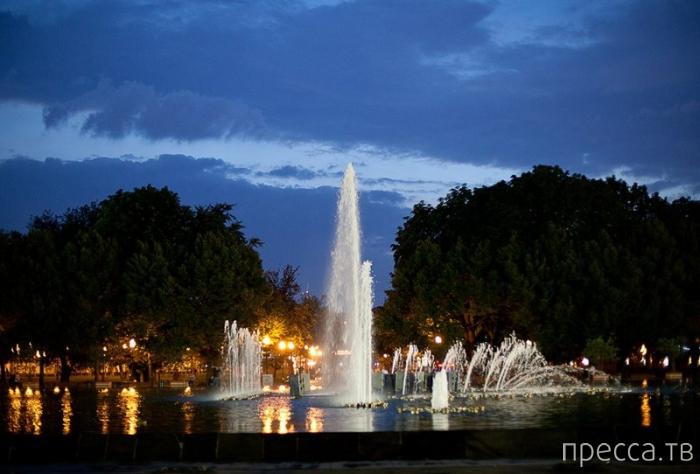 Парк им. М. Горького в Москве (11 фото)