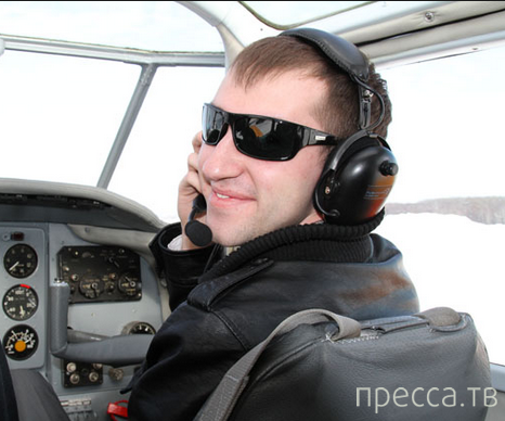 Пилотские байки...