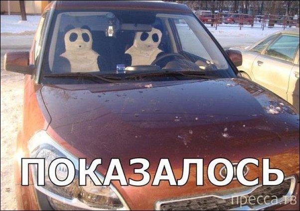 """Фотоприколы из серии: """"Тем временем в России"""" (28 фото)"""