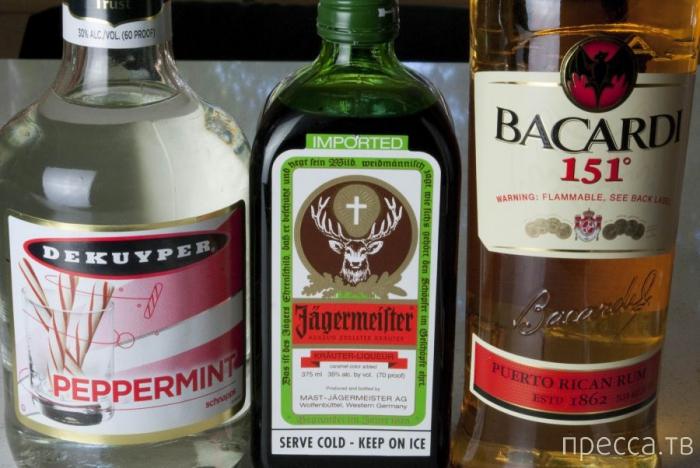 Топ 8: Самые опасные алкогольные напитки (8 фото)