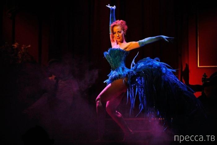 Театральное искусство - бурлеск (15 фото)