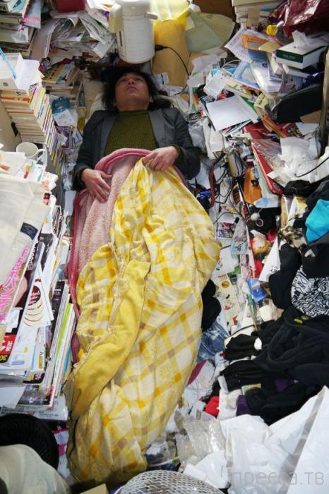Жилье в центре Токио за 250 долларов (14 фото)