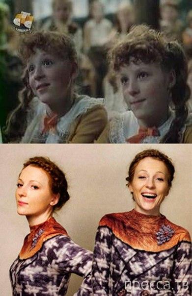 Как сейчас выглядят юные актёры советских фильмов (8 фото)