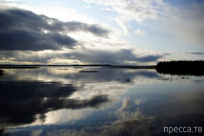 Красоты России: Онежское озеро (10 фото)