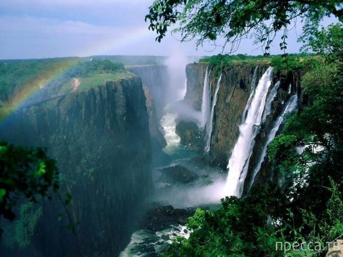 Топ 10: Самые красивые и живописные реки мира (10 фото)