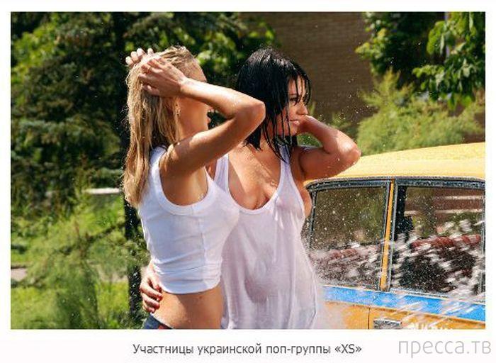 (18+) Засветы знаменитостей (18 фото)