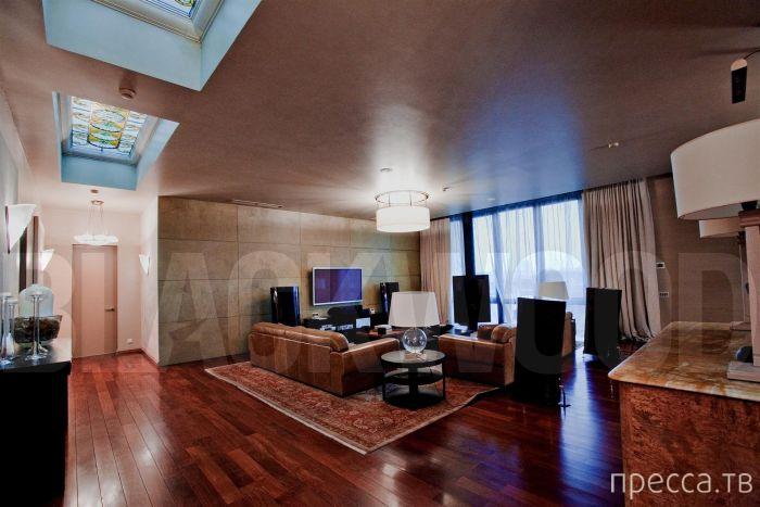 Сдается квартира в Москве за 2 миллиона рублей в месяц (27 фото)