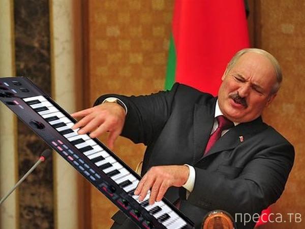 Фотожаба на Лукашенко (16 фото)