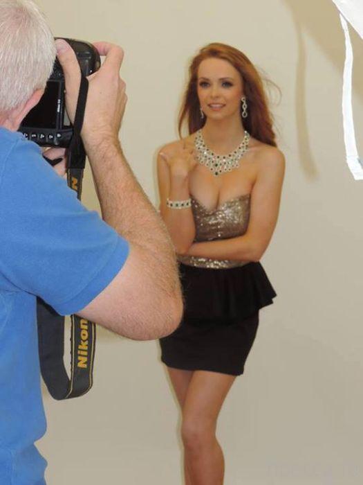 Аойф Уолш - обворожительная Мисс Ирландия (36 фото)