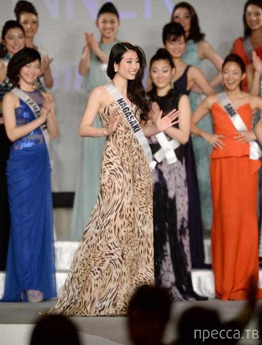 20-летняя студентка Кеико Тсуи - главная красавица Японии (10 фото)