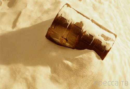 Топ 10: Бесценные сокровища, утерянные навсегда (10 фото)
