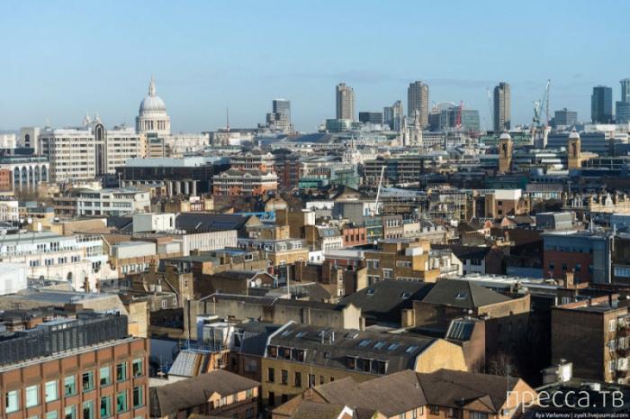 Непривычный Лондон (22 фото)