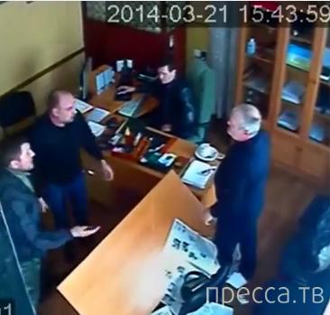 Нападение на главврача Ульяновской ЦРБ... г. Ульяновка, Кировоградской области, Украина