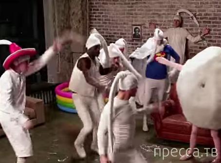 Танец сперматозоидов...