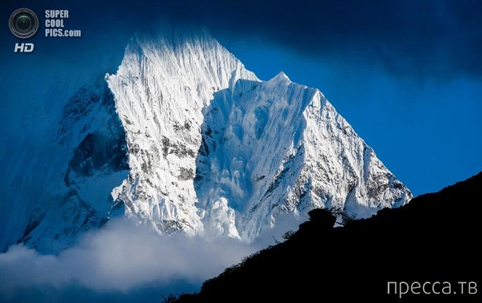 Эверест - высочайшая вершина мира (10 фото)