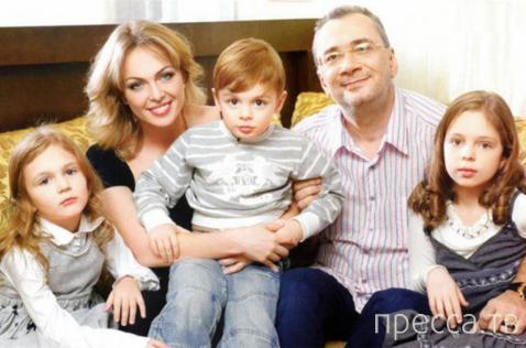 Трудности семейной жизни Константина Меладзе (6 фото)