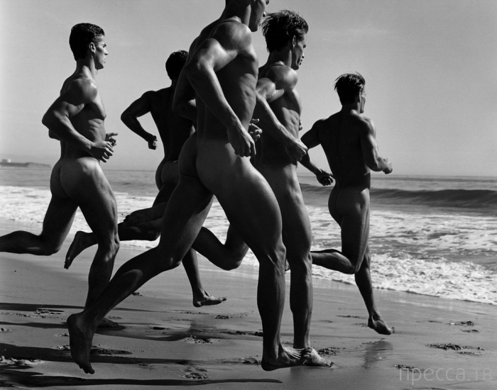 Работы известного фотографа Брюса Вебера (Bruce Weber) (17 фото)