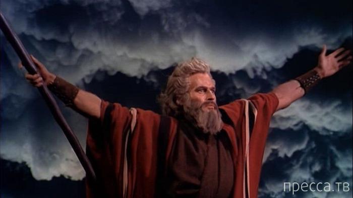 Топ 10: Лучшие фильмы классики кинематографа, снятые по мотивам библейских историй (10 фото)