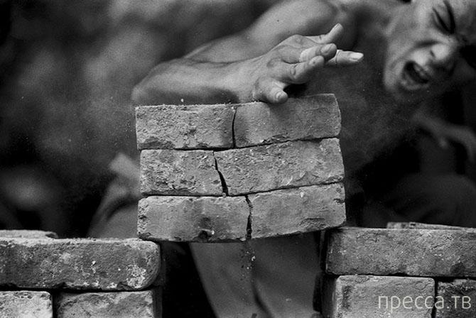 """""""Шаолиньский монастырь"""" от фотографа Томаса Гудзоваты (11 фото)"""