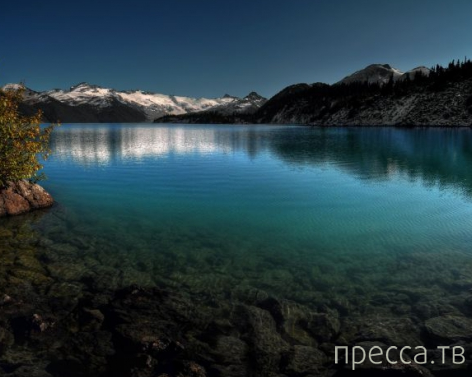 Топ 10: Самые интересные факты о воде (5 фото)