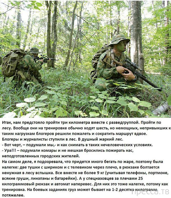 Один день в спецназе ВДВ (19 фото)