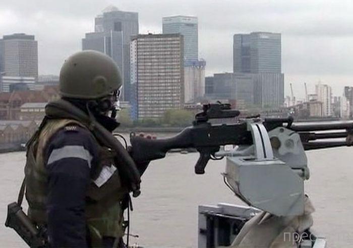 Британская G4S - самая большая в мире частная военная охранная компания (9 фото)