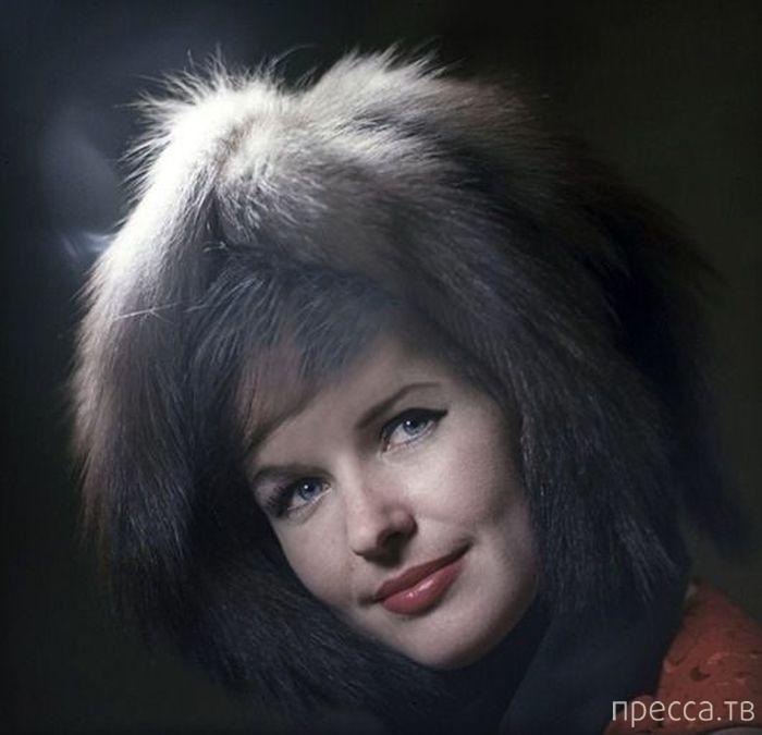 Интересные факты из жизни замечательной актрисы Натальи Фатеевой (20 фото)