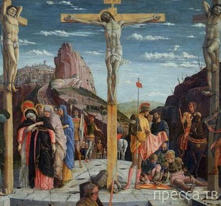 Как на самом деле был распят Иисус Христос (3 фото)