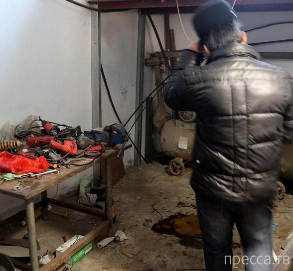 Китаец построил своими руками Lamborghini для внука (12 фото)